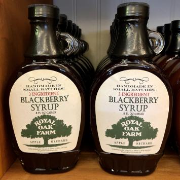 Syrup - Blackberry