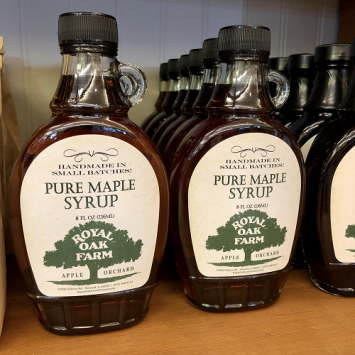 Syrup - Pure Maple