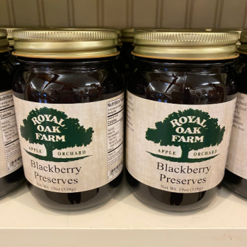 Jam - Blackberry Preserves