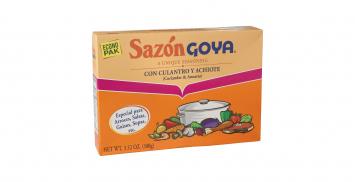 Sazon Con Culantro y Achiote GOYA 3.52 Oz
