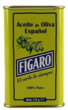 Aceite de Oliva FIGARO 175 Gr