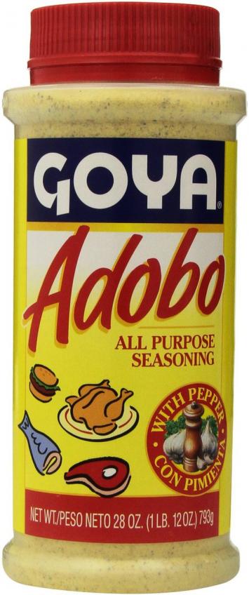 Adobo Con Pimienta GOYA 28 Oz