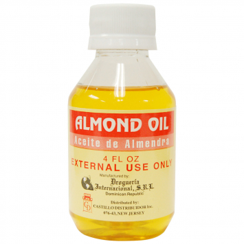 Aceite de Almendras 4 Oz