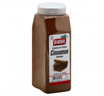 Canela en Polvo Cinnamon Powder BADIA 16 Oz