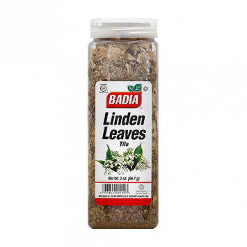 Linden Leaves Tilo BADIA 2 Oz
