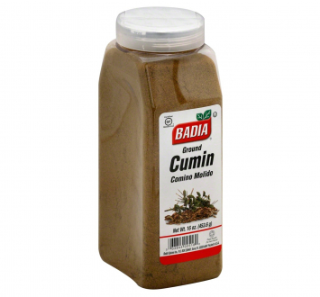 Ground Cumin Comino Molido BADIA 16 Oz