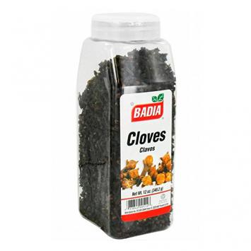 Clavos Cloves Dulces BADIA 12 Oz