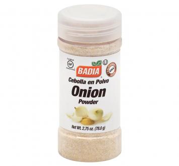 Cebolla en Polvo BADIA 2.75 oz