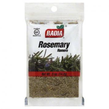 Rosemary Romero BADIA .5 Oz