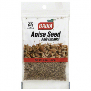 Anise Anis Español BADIA 0.50 Oz