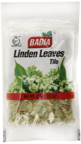 Linden Leaves Tilo BADIA .25 Oz