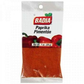 Paprika Pimentón BADIA 1 Oz