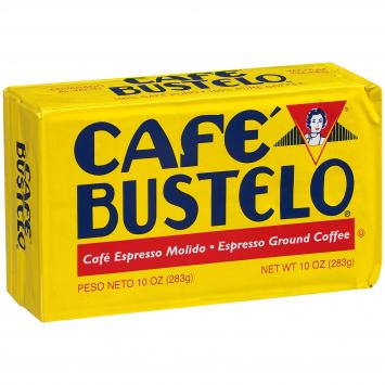 Cafe BUSTELO Espresso Molido 10 Oz
