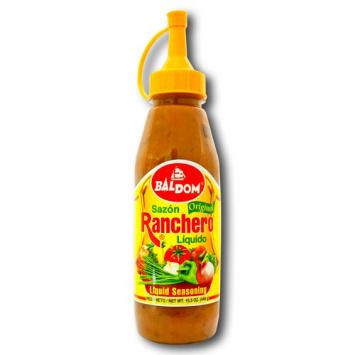 Sazon Ranchero Liquido BALDOM 15.5 oz