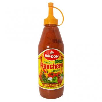 Sazon Ranchero Liquido BALDOM 29 Oz