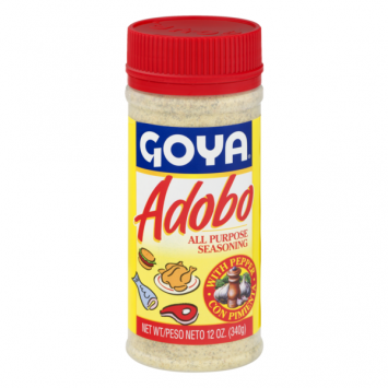 Adobo Con Pimienta GOYA 12 Oz