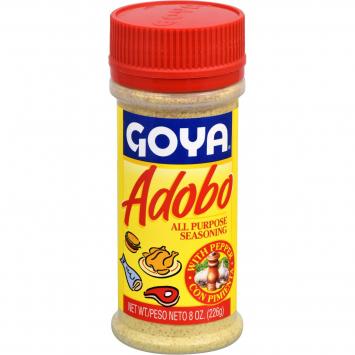 Adobo Con Pimienta GOYA 8 Oz