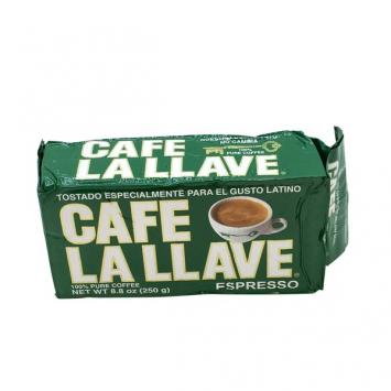 Cafe Espresso La LLAVE 8.8 Oz