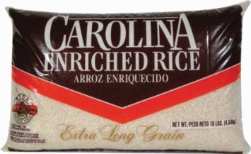 Arroz Carolina 10 Lbs