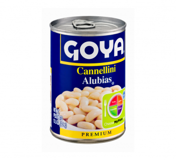 Habichuela Alubias GOYA 15.5 oz