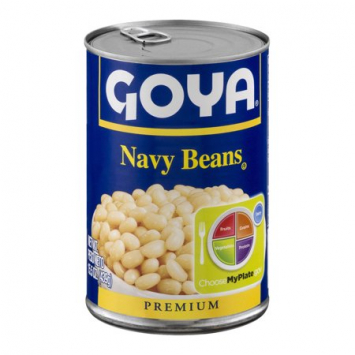 Habichuela Navy GOYA 15.5 oz