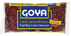 Habichuela Rojo Centro Americano GOYA 14 Oz