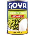 Gandules Verde Con Coco GOYA 15.5 oz