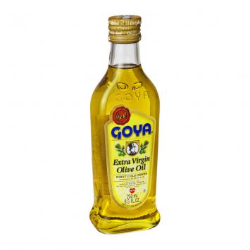 Aceite de Oliva Extra Virgen GOYA 8.5 Oz