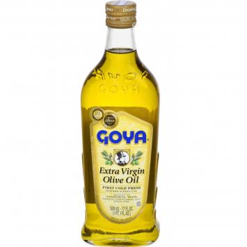 Aceite de Oliva Extra Virgen GOYA 17 Oz