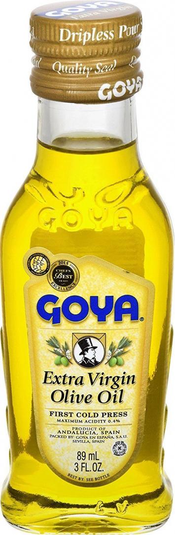 Aceite de Oliva Extra Virgen GOYA 3 Oz
