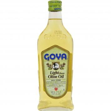 Aceite de Oliva Extra Ligero GOYA 17 Oz