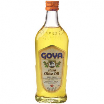 Aceite de Oliva Puro GOYA 17 Oz