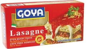 Lasagne GOYA 17.63 Oz