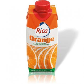 Jugo de Naranja RICA 11.2 Oz