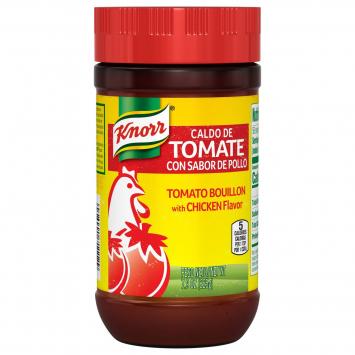 Caldo de Tomate con Sabor a Pollo KNORR 7.9 Oz
