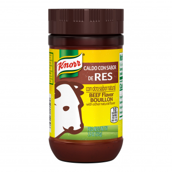Caldo de Tomate con Sabor a Res KNORR 7.9 Oz