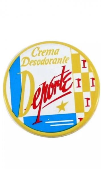 Crema Desodorante DEPORTE 1 oz