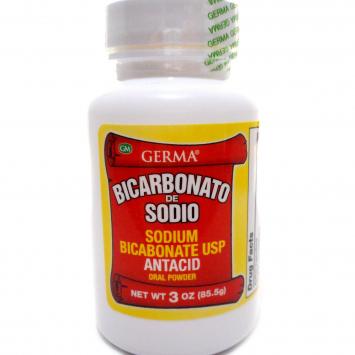 Bicarbonato de Sodio GERMAX 3 Oz