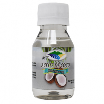 Aceite de Coco 4 Oz