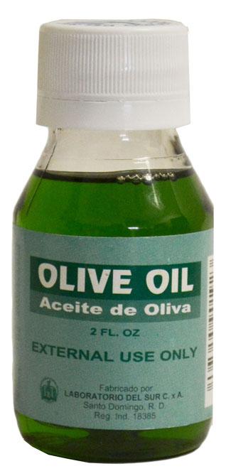 Aceite de Oliva 2 Oz