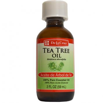 Aceite Arbol de té DE LA CRUZ 4 Oz