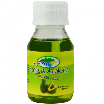 Aceite de Aguacate 4 Oz