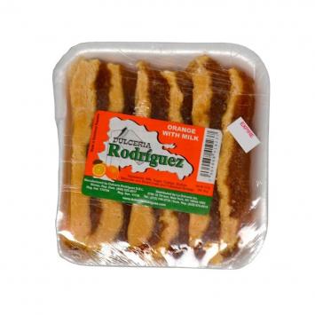 Dulce de Naranja y Leche Dulceria Rodriguez 10 oz