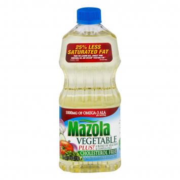 Aceite Vegetal MAZOLA 40 Oz