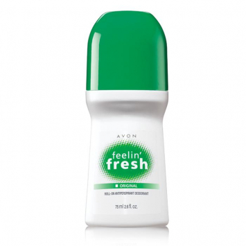 Desodorante FEELIN FRESH AVON 2.6 oz