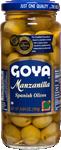 Manzanilla GOYA 6.3/4 Oz