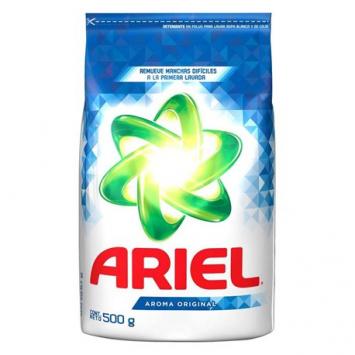 Detergente Ariel Original 500 G 1 Lb