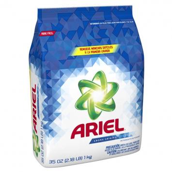 Detergente Ariel Original 1 Kg 2 Lbs