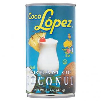 Crema de Coco LOPEZ 15 Oz