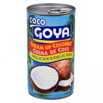 Crema de coco GOYA 15 Oz